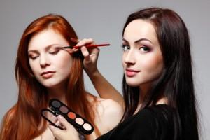 Makeup Artist types of subjects in college