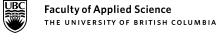 University of British Columbia - Faculty of Applied Science