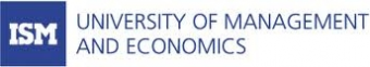 ISM University of Management and Economics