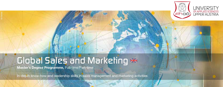 maestro nelle vendite e nel marketing globali gand