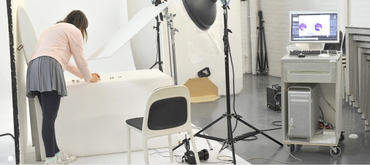 Photography studio UCA