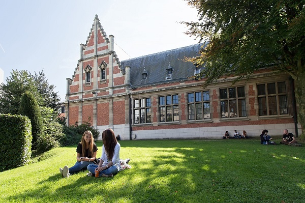 Université libre de Bruxelles - ULB in Belgium - Masters of Laws on