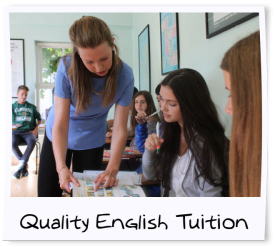 Irski Tsollege of English