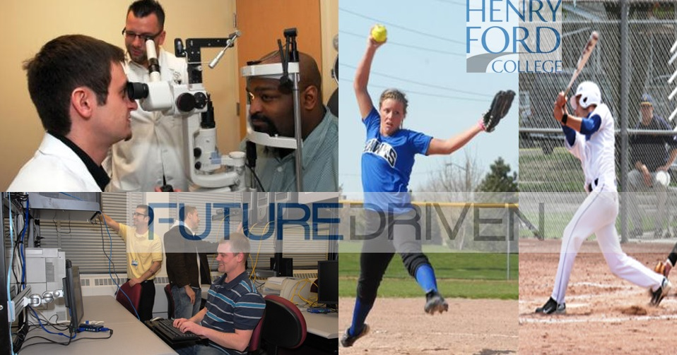 Henry Ford College en Detroit, Estados Unidos de América - Cursos