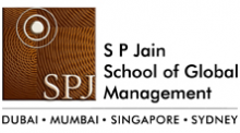 S P Jain School of Global Management Singapore  - EMBA