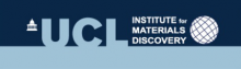 UCL Institute for Materials Discovery