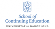 School of Continuing Education – Universitat de Barcelona