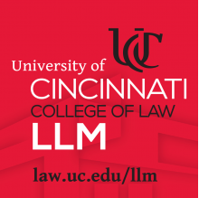 The University of Cincinnati College of Law LLM