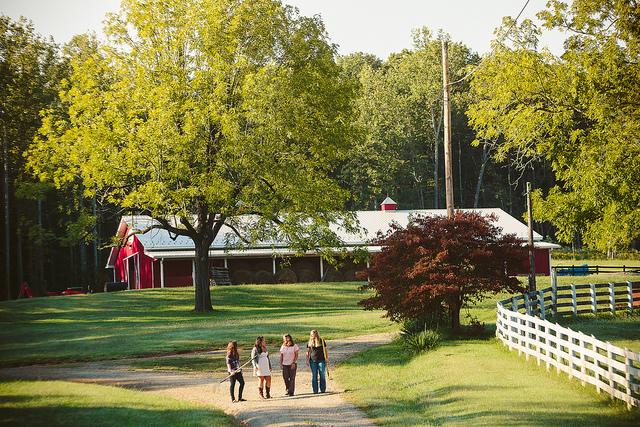 Titmus Agricultural Center at Ferrum College