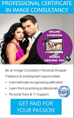 Personal Shopper & Image Consultant- Accredited Certificate Course (Online)