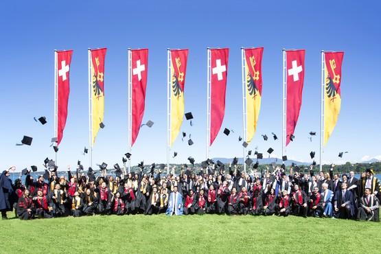 Graduation Geneva