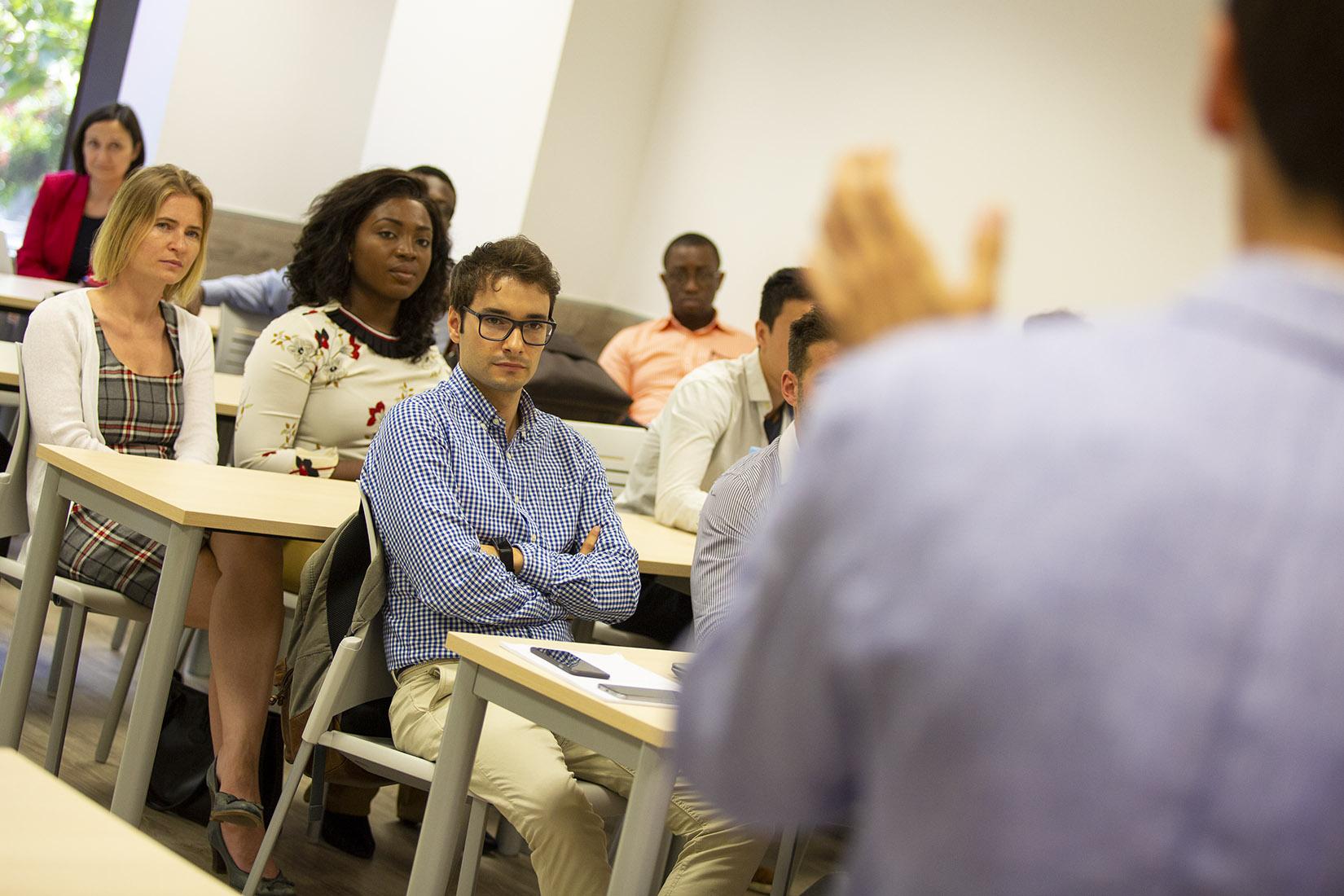 EU Business School Classes