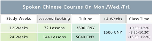 Small group class without visa