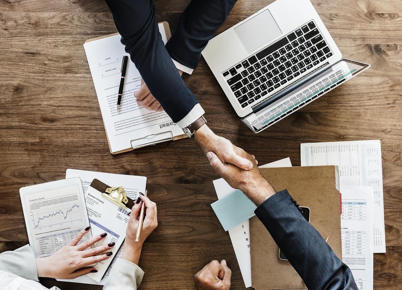 business, paperwork, deal