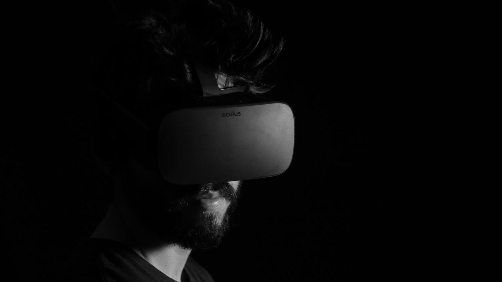 Video game visor