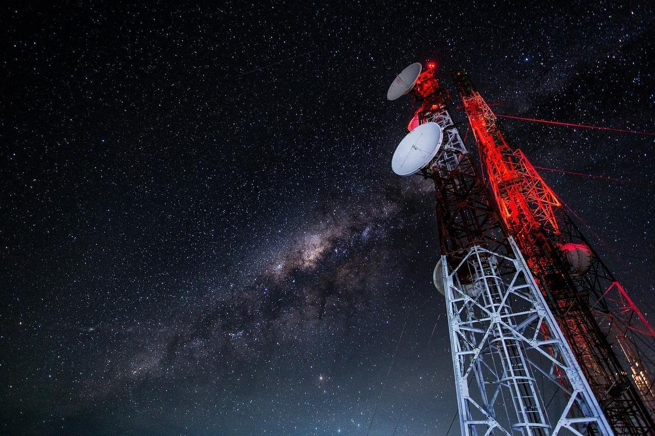 tower, antennas, technology