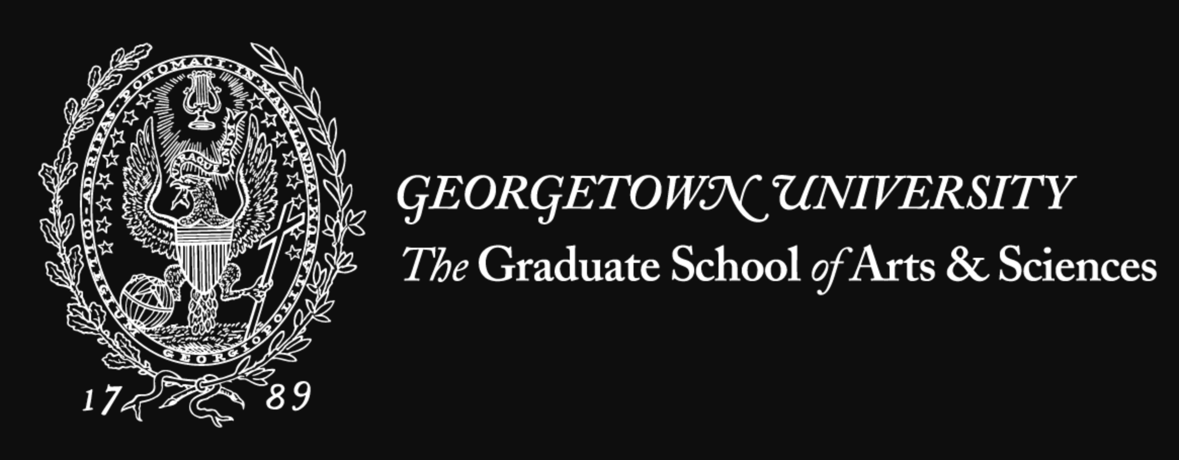 georgetown university masters thesis Rooted in interdisciplinary, values-oriented curriculum, the master of arts in liberal studies program will expand your philosophical and cultural horizons.