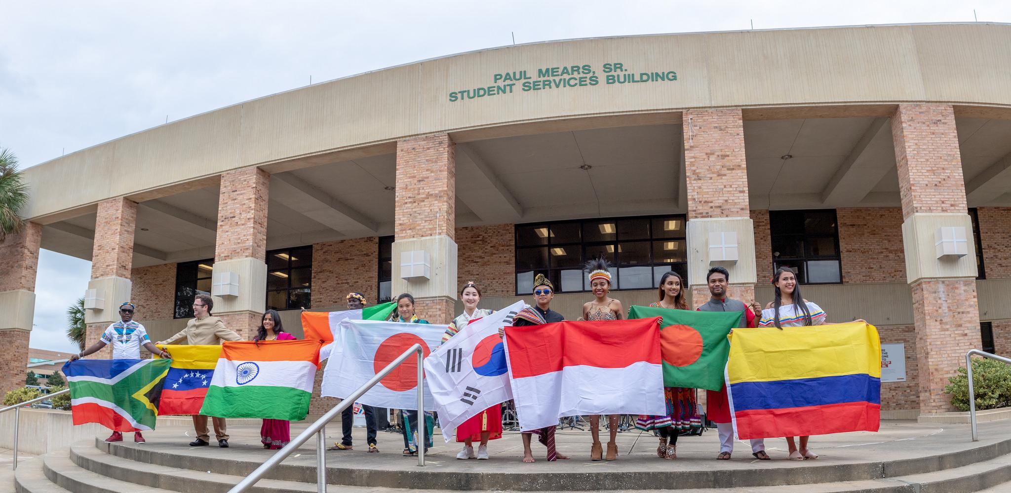 """International Education Week 2018 - """"We Are One"""""""